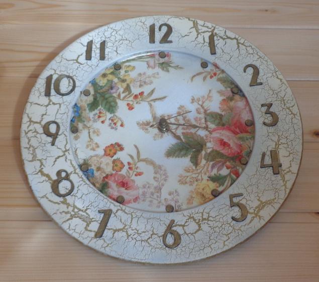 часы для кухни, часы ручной работы купить, подарок для дома, часы деревянные, часы в винтажном стиле, подарок на любой случай