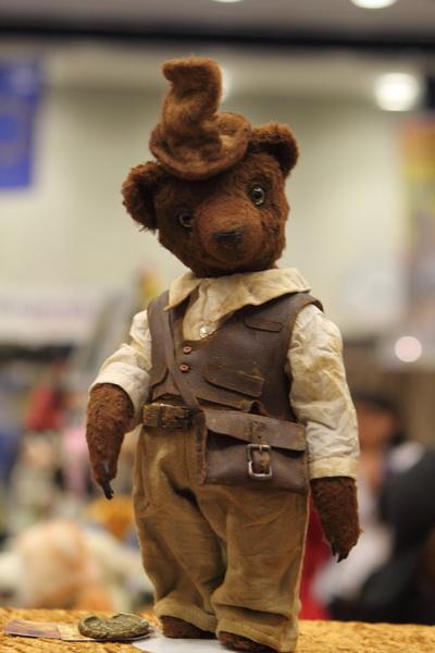 Выставка Euro Teddy в Эссене (с фото 1 часть), фото № 19