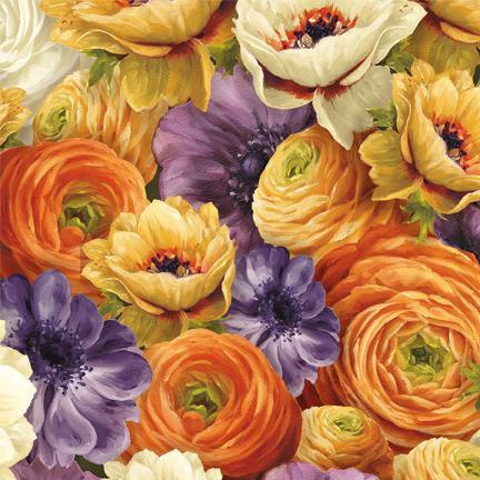Цветочные поляны - 2., фото № 1