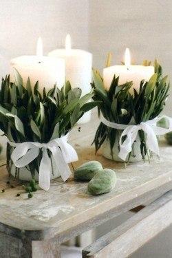 wpid ALEl9euiHfc Свечи   романтика и уют. Идеи как красиво оформить подсвечники.......