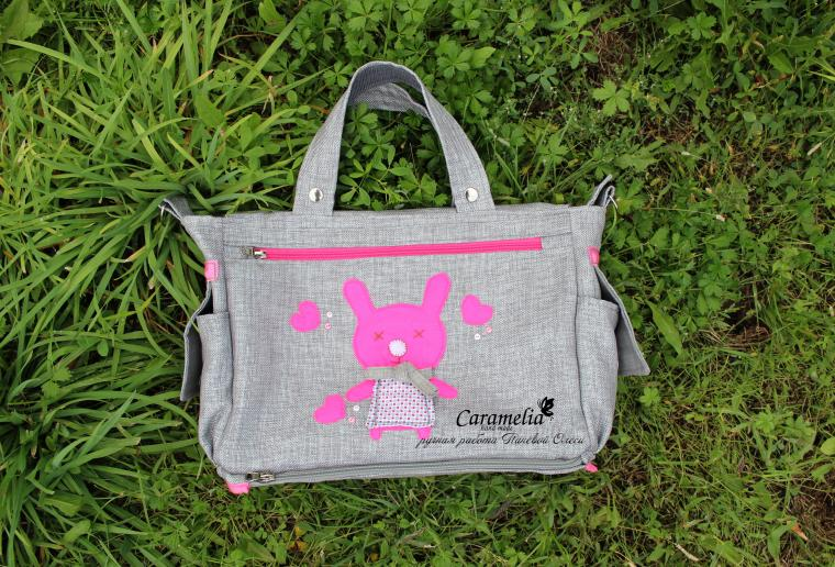 сумка для детской коляски