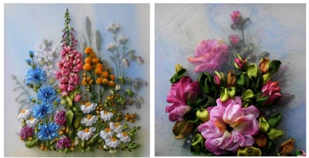 Цветок бохо из ткани своими руками мастер-класс 98