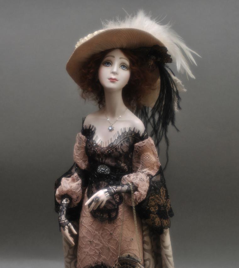 коллекционная кукла, эксклюзив
