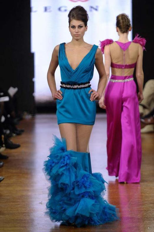 Legends by Bilal Barrage Haute Couture весна-лето 2014, фото № 22