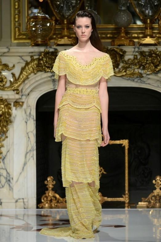 Charlotte Licha Haute Couture весна-лето 2014, фото № 3