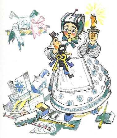 Главный иллюстратор Изумрудного города - художник Леонид Владимирский, фото № 18