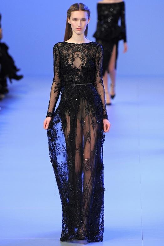 Elie Saab Haute Couture Весна-Лето 2014, фото № 46