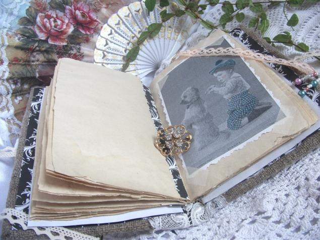 вещи с историей, истории, бохо блокнот