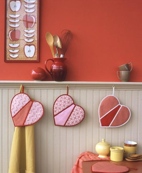 Как украсить кухню своими руками мастер класс