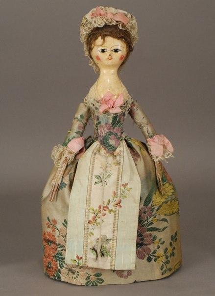 Платье для кукол 17 века
