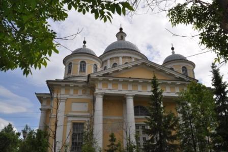 старинные города россии