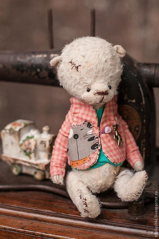 мастер класс, мастер-класс, мишка тедди, шьем мишку, три плюшки, таисия клонингер, мишка, авторская игрушка