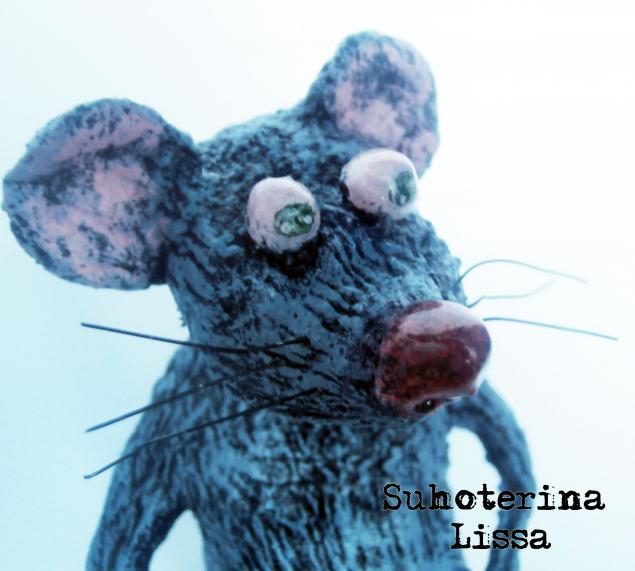 У меня поселился переевший крыс!, фото № 1