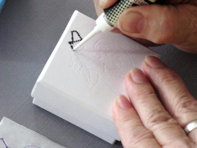мк по точечной росписи