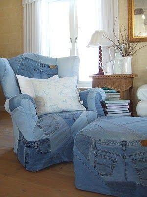 Утилизация джинсов, фото № 9