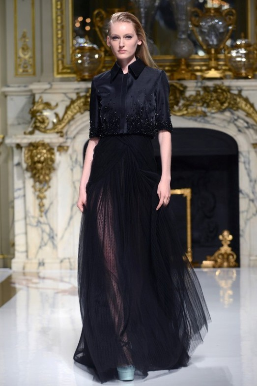 Charlotte Licha Haute Couture весна-лето 2014, фото № 27