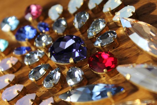 кристаллы сваровски, новинки магазина