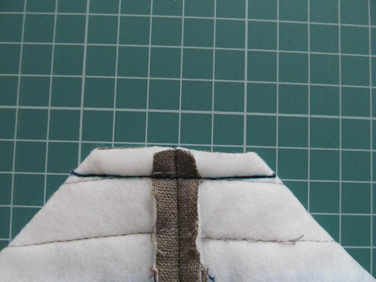 лоскутная сумочка