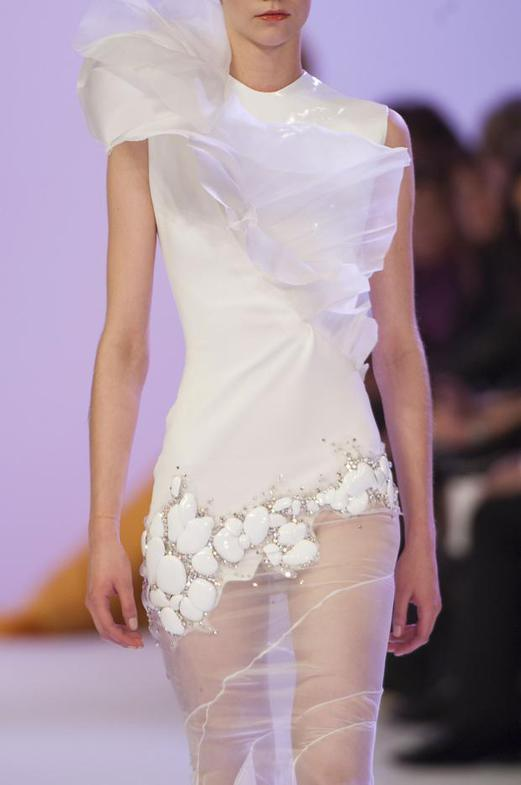 Stephane Rolland Haute Couture весна-лето 2014, фото № 87