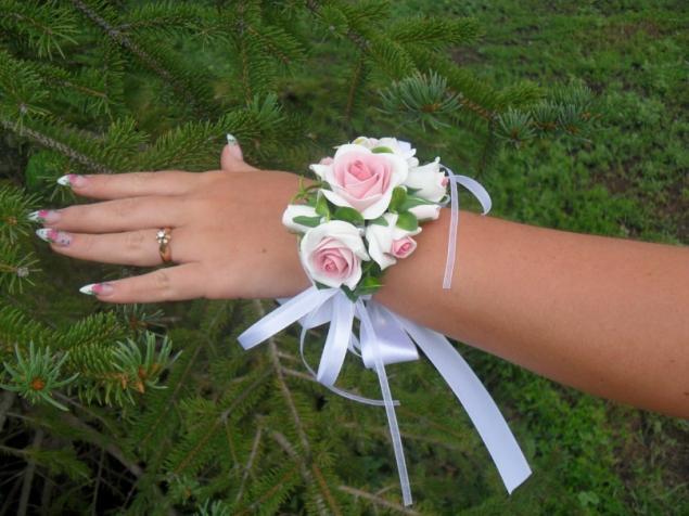 свадебные аксессуары, заказать свадебный букет