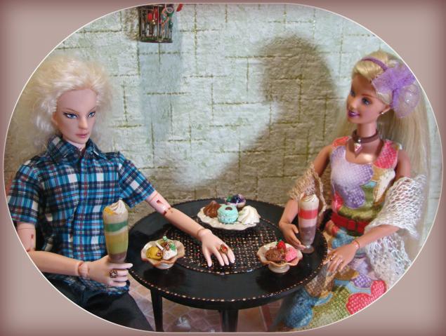 новинки магазина, посуда для кукол