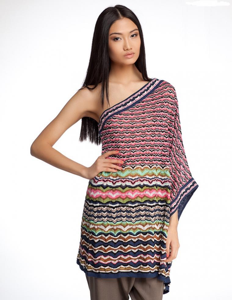 色彩大师Missoni的可爱时尚服装 - maomao - 我随心动