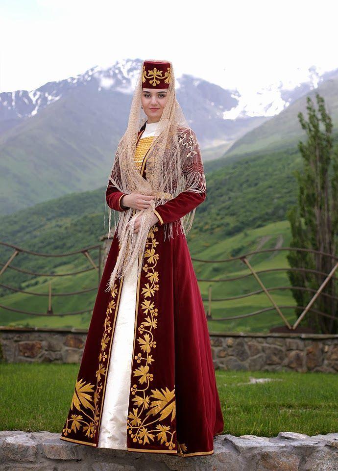 Ossetian , Caucasus