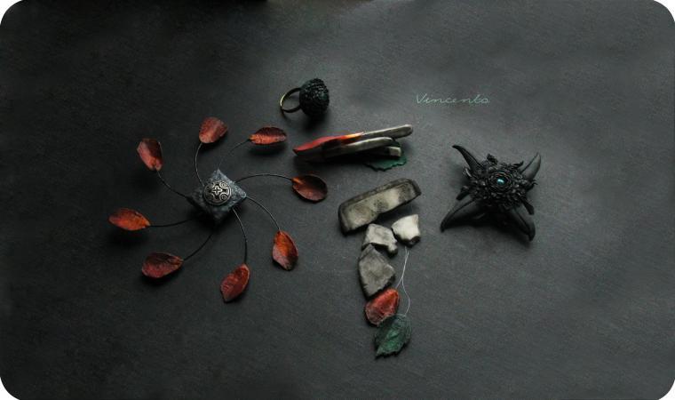 новая коллекция, новинки магазина, готические украшения, готический стиль, розы