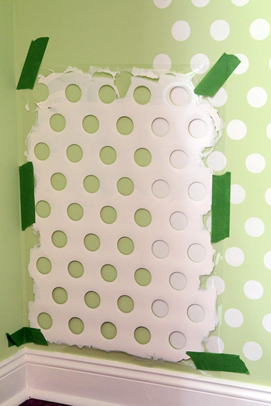 Колоритно и фактурно 20 креативных идей для декора стен и пола, фото № 19