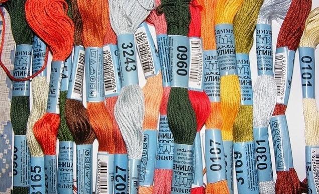 аукцион, аукцион с нуля, акция, мулине, вышивка, шитье, ручная работа
