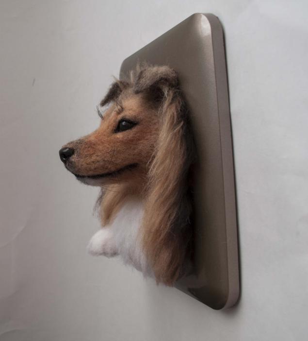 панно собаки