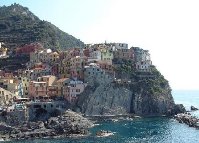 Work in Liguria