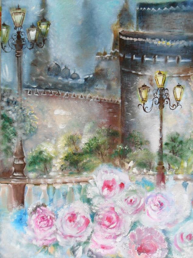 аукцион, картина, картина маслом, удача, красота, картины в подарок, картина в детскую