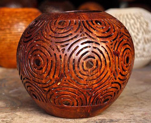 Поделки из кокоса своими руками