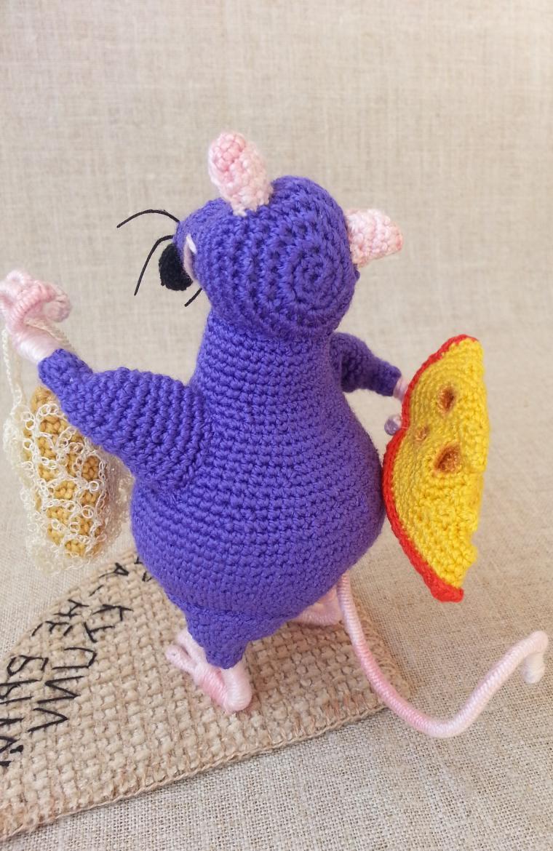 крыска с авоськой