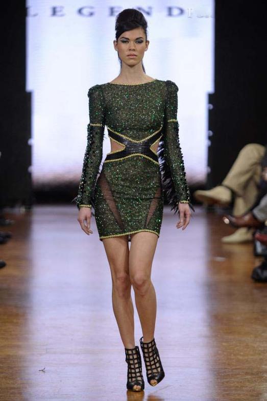 Legends by Bilal Barrage Haute Couture весна-лето 2014, фото № 11