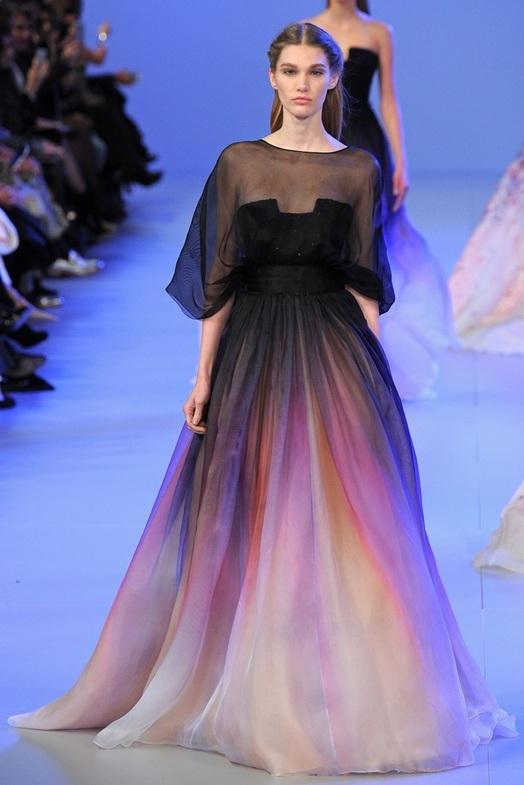 Elie Saab Haute Couture Весна-Лето 2014, фото № 41