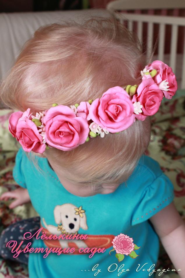 молд лилии