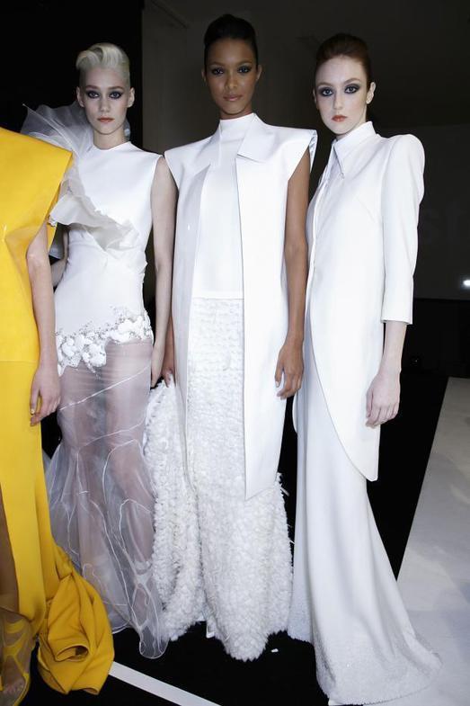 Stephane Rolland Haute Couture весна-лето 2014, фото № 47