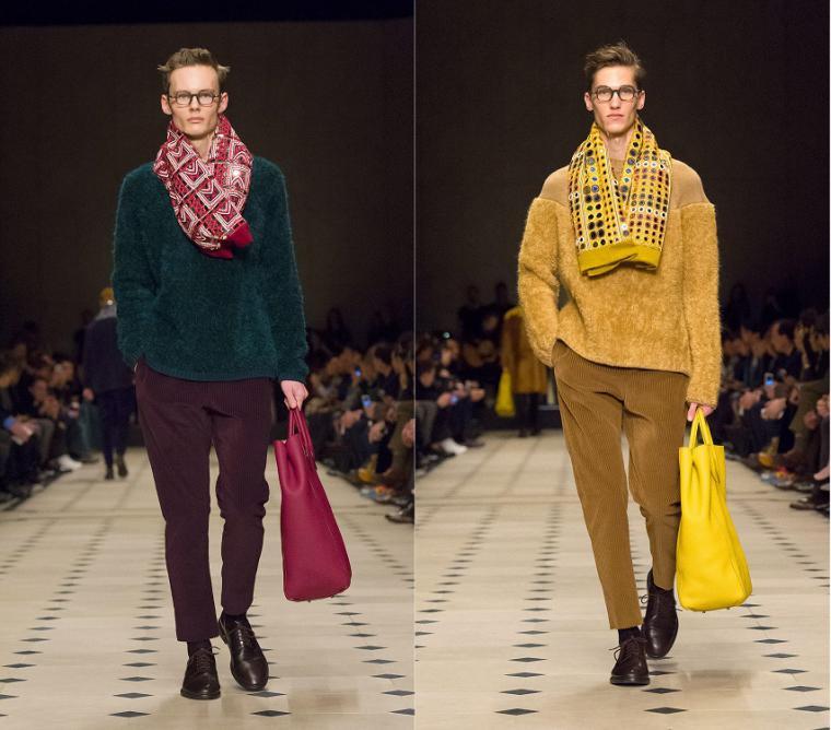 модные мужские джемпера осень-зима 2015-2016 фото
