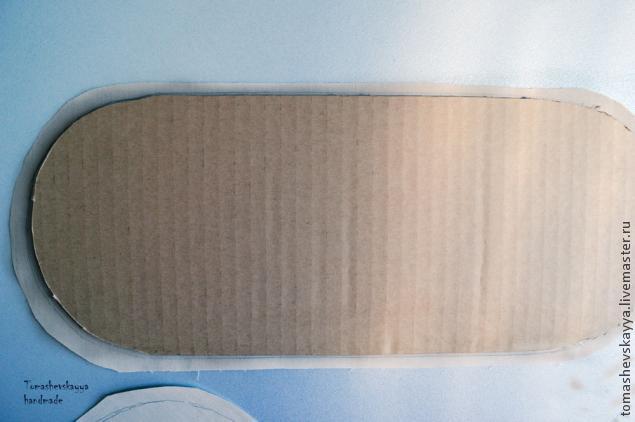 упаковка из ткани