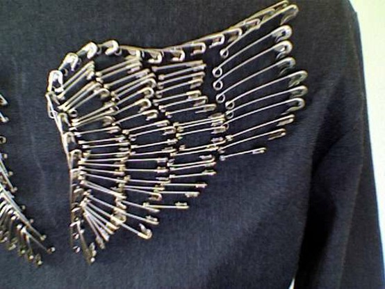 джинсовая куртка, декор одежды