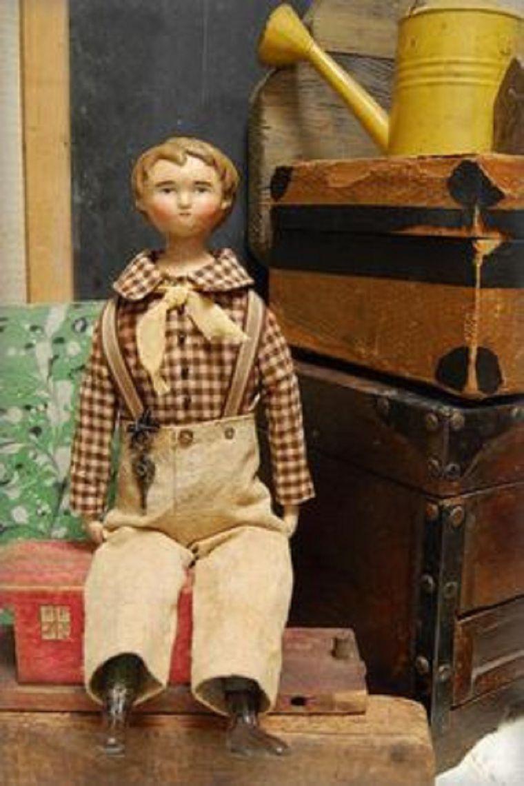 как вязать крючком руки кукле