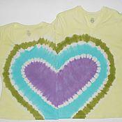 парные футболки, подарок любимой