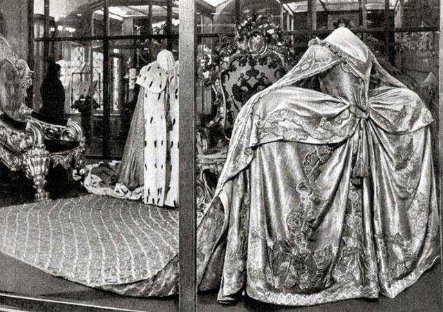 Платья императрица елизавета