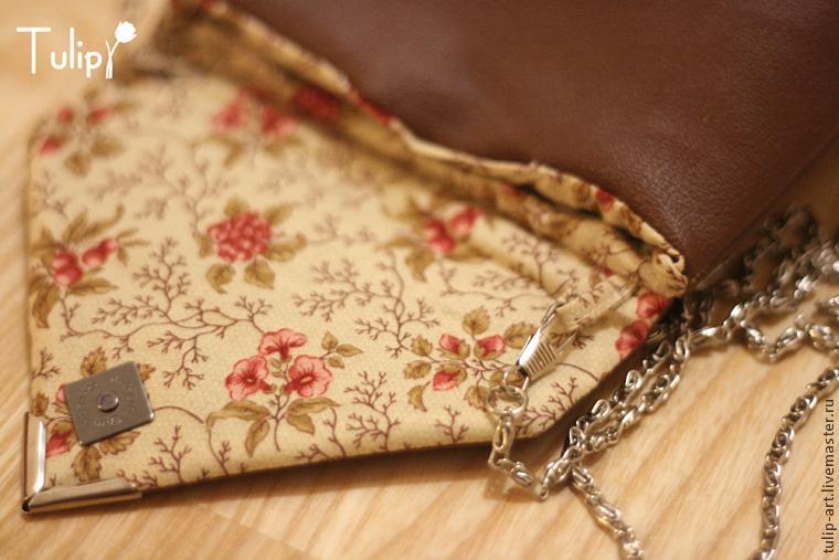 Маленькая лисья сумочка своими руками – Ярмарка Мастеров f671b02c09d
