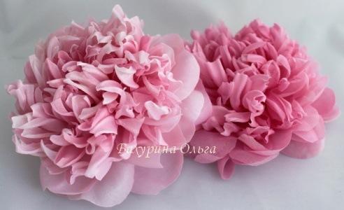 мастер-класс, цветы ручной работы, японский бисер
