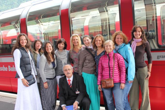 Итальянские приключения. Продолжение отчета о творческой валятельной поездке в июне 2013 г., фото № 56