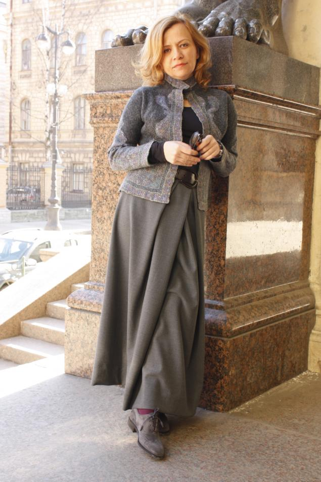 флоренция, валяная одежда
