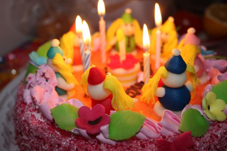 день рождения, день рождения дочки